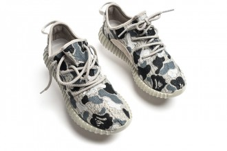 "Yeezy Boost ""Moonrock Bape"" by elcappy - TRENDS periodical"