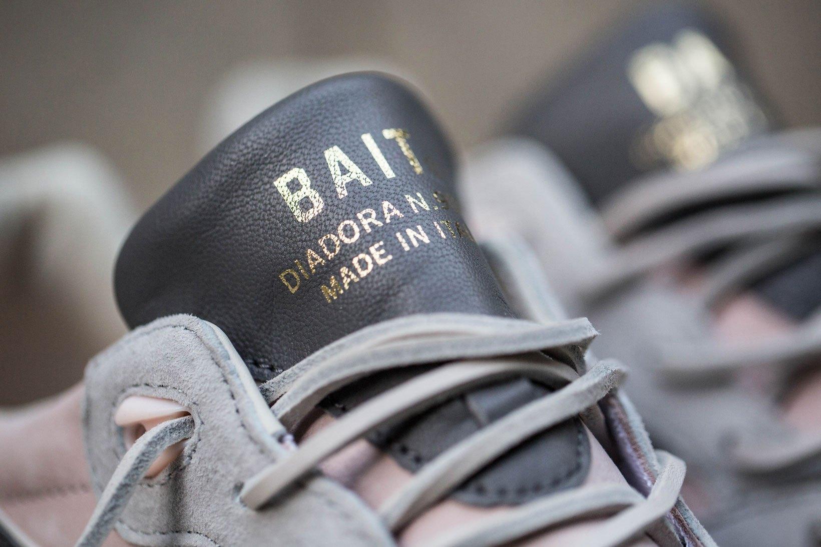 BAIT x Diadora - TRENDS periodical