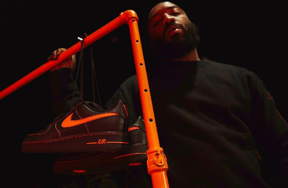 Nike confirme sa collaboration avec VLONE !