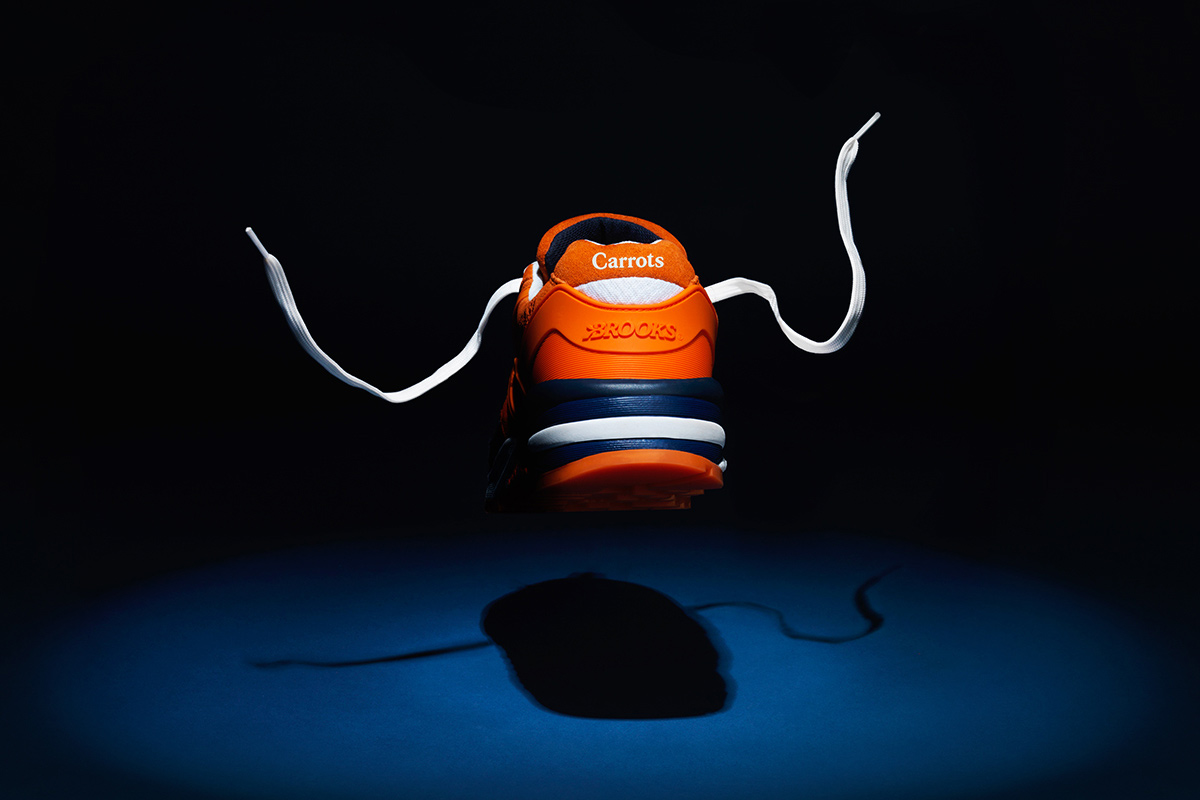 Anwar Carrots x Brooks - TRENDS periodical