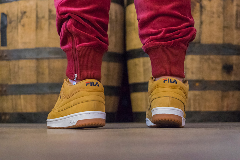 FILA T-1 Mid Stuffing - TRENDS periodical