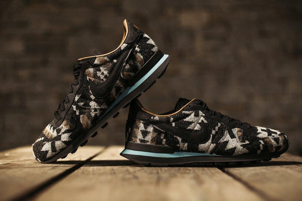 Découvrez tous les modèles de la collaboration Pendleton x Nike