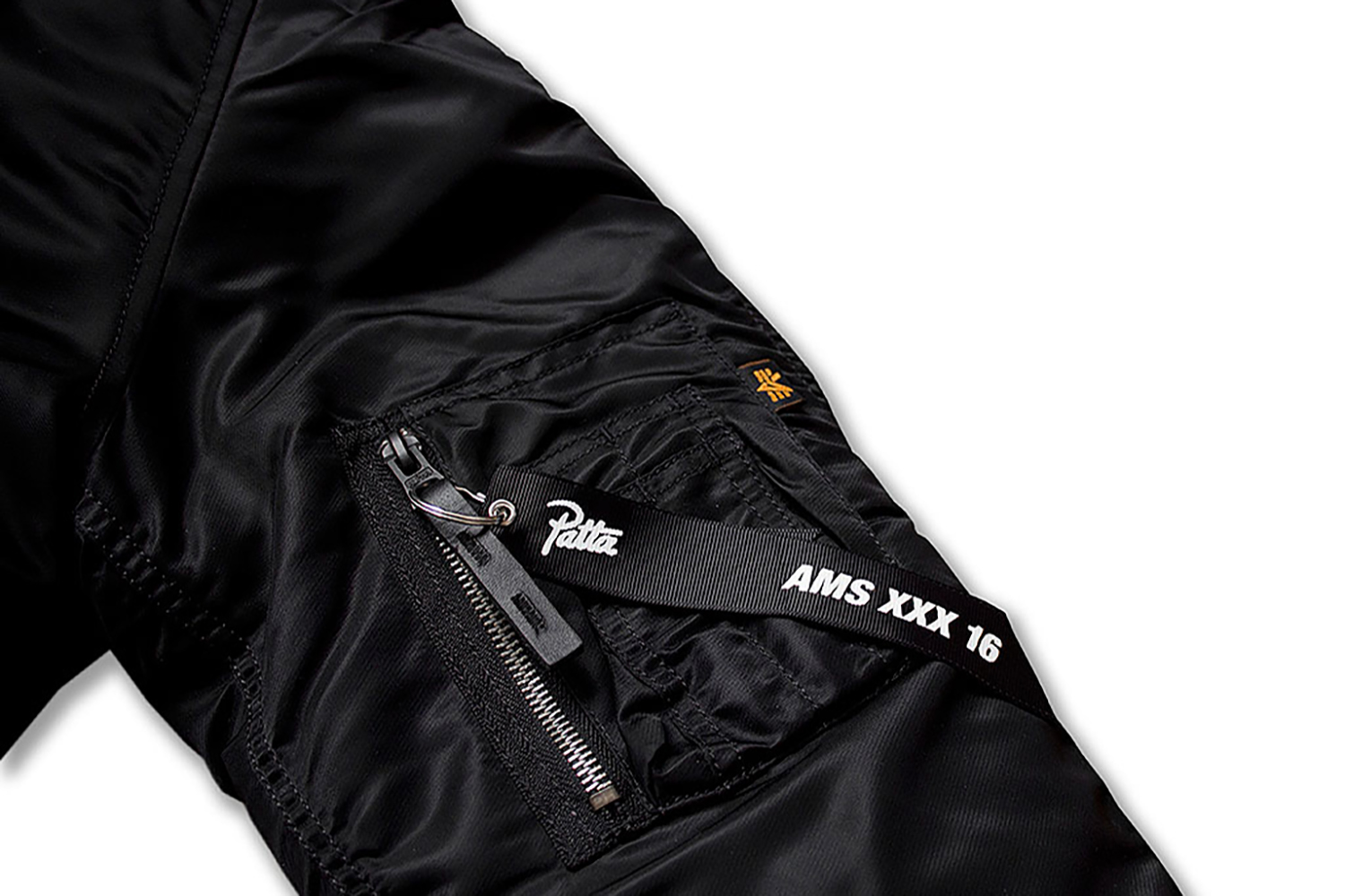 Alpha x Industries x Patta - TRENDS periodical