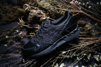 monkey time x Asics Gel-Lyte V - TRENDS periodical