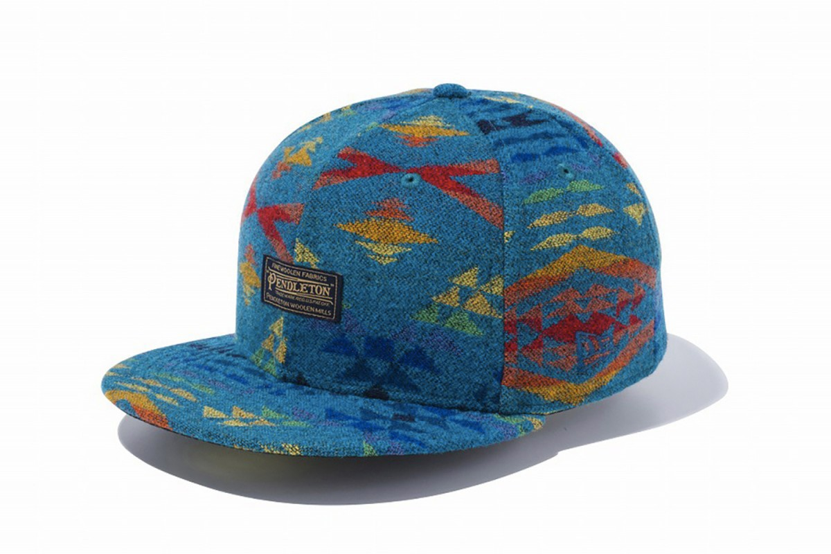 New Era x Pendleton - TRENDS periodical