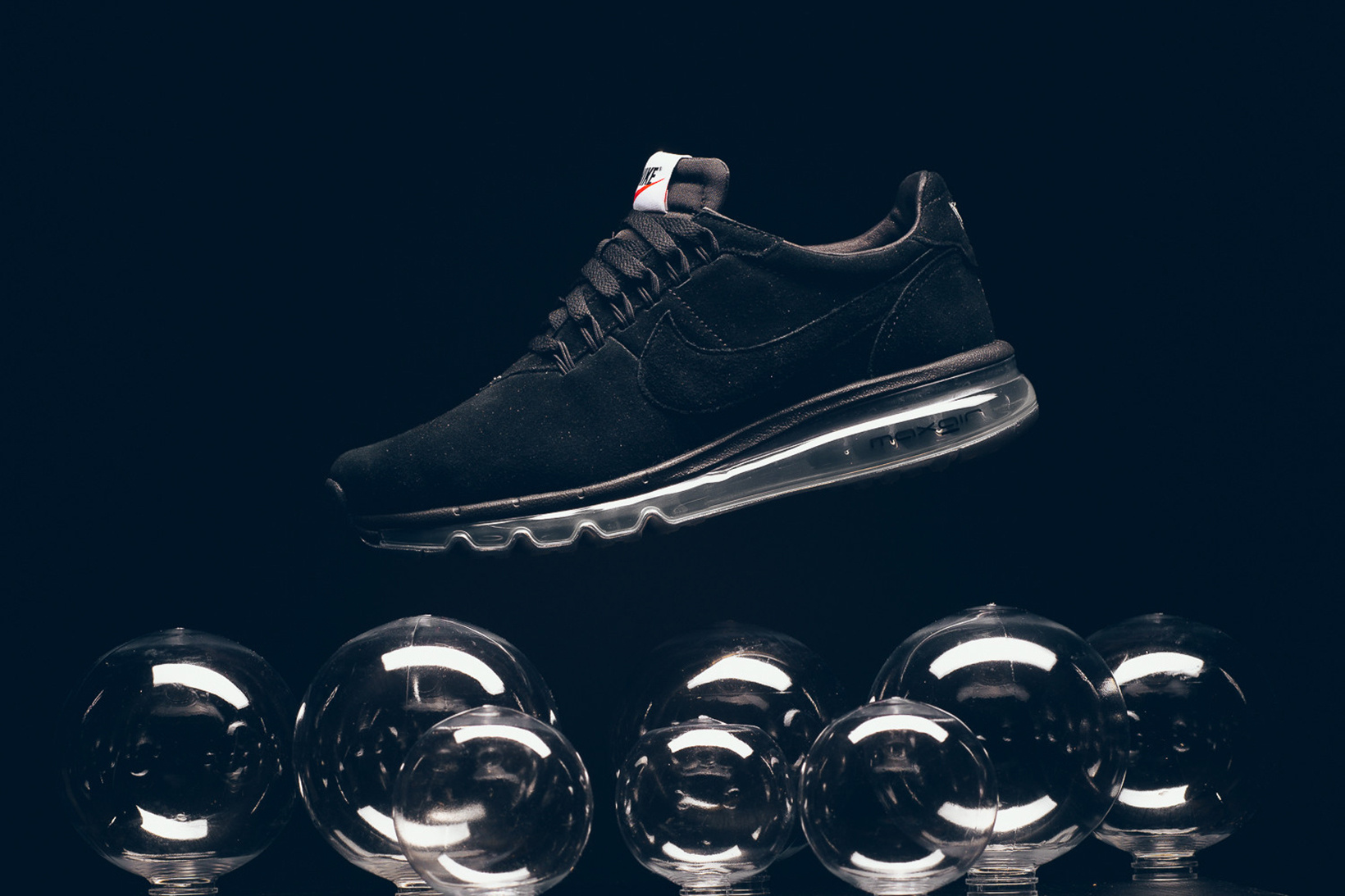 Nike Air Max LD-Zero H Triple Black - TRENDS periodical