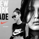 Bella Hadid x Nike - TRENDS periodical