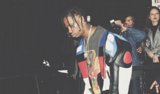 Travis Scott x YSL - TRENDS periodical