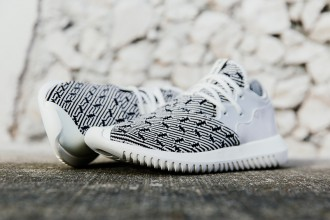 adidas Tubular Entrap Primeknit Off White - TRENDS periodical