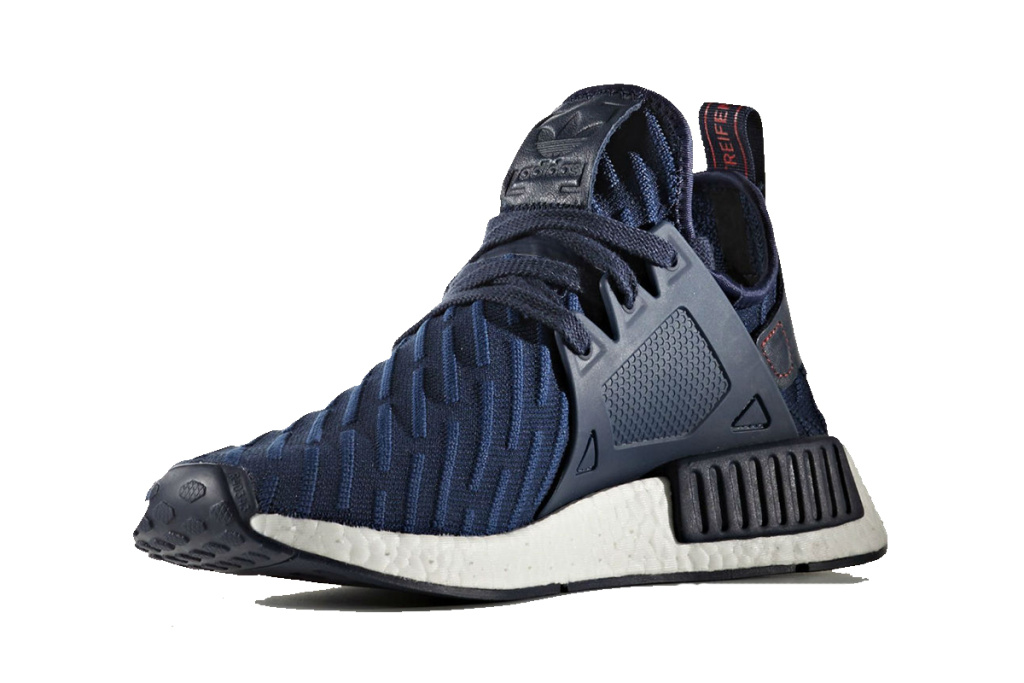 adidas NMD XR1 Blue Shadow Noise - TRENDS periodical