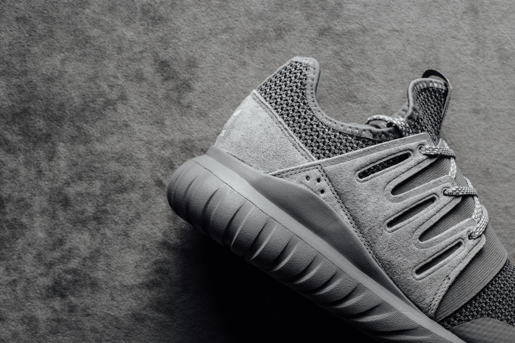 Encore une petite nouvelle du côté de la adidas Originals Tubular Radial
