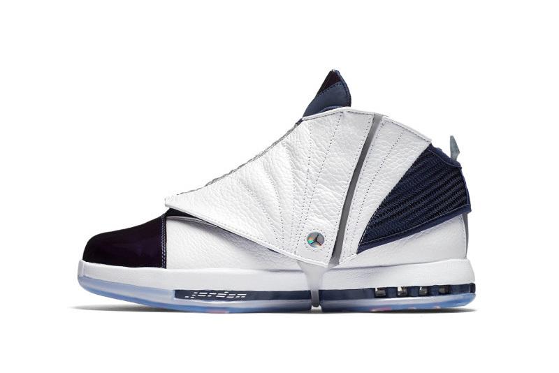 Une toute nouvelle version de la Nike Air Jordan 16 prête pour Noël