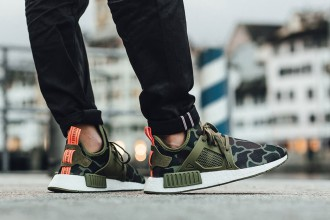 "adidas Originals NMD XR1 ""Duck Camo"" Pack - TRENDS periodical"