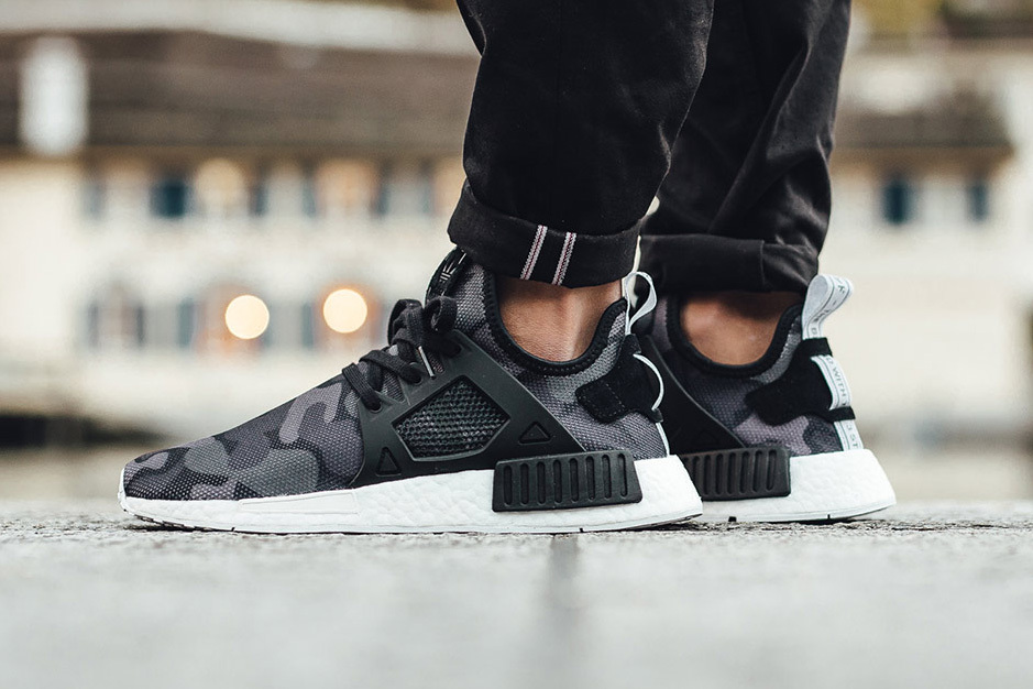 Adidas Nmd Runner Solid Gray Unisex Sports Offspring