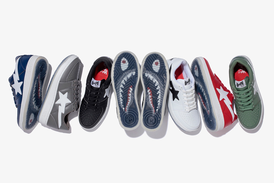 BAPE STA SHARK - TRENDS periodical
