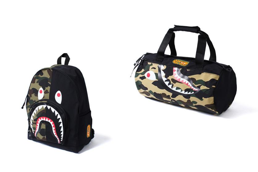 Bape Camo Shark Day Pack - TRENDS periodical