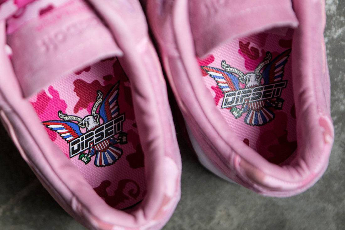 Cam'Ron x Reebok Fleebok - TRENDS periodical