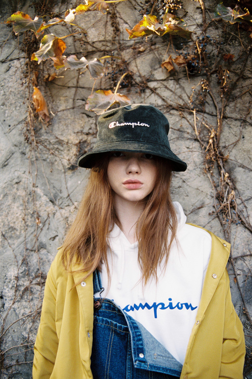 Champion Japon automne/hiver 2016 - TRENDS periodical