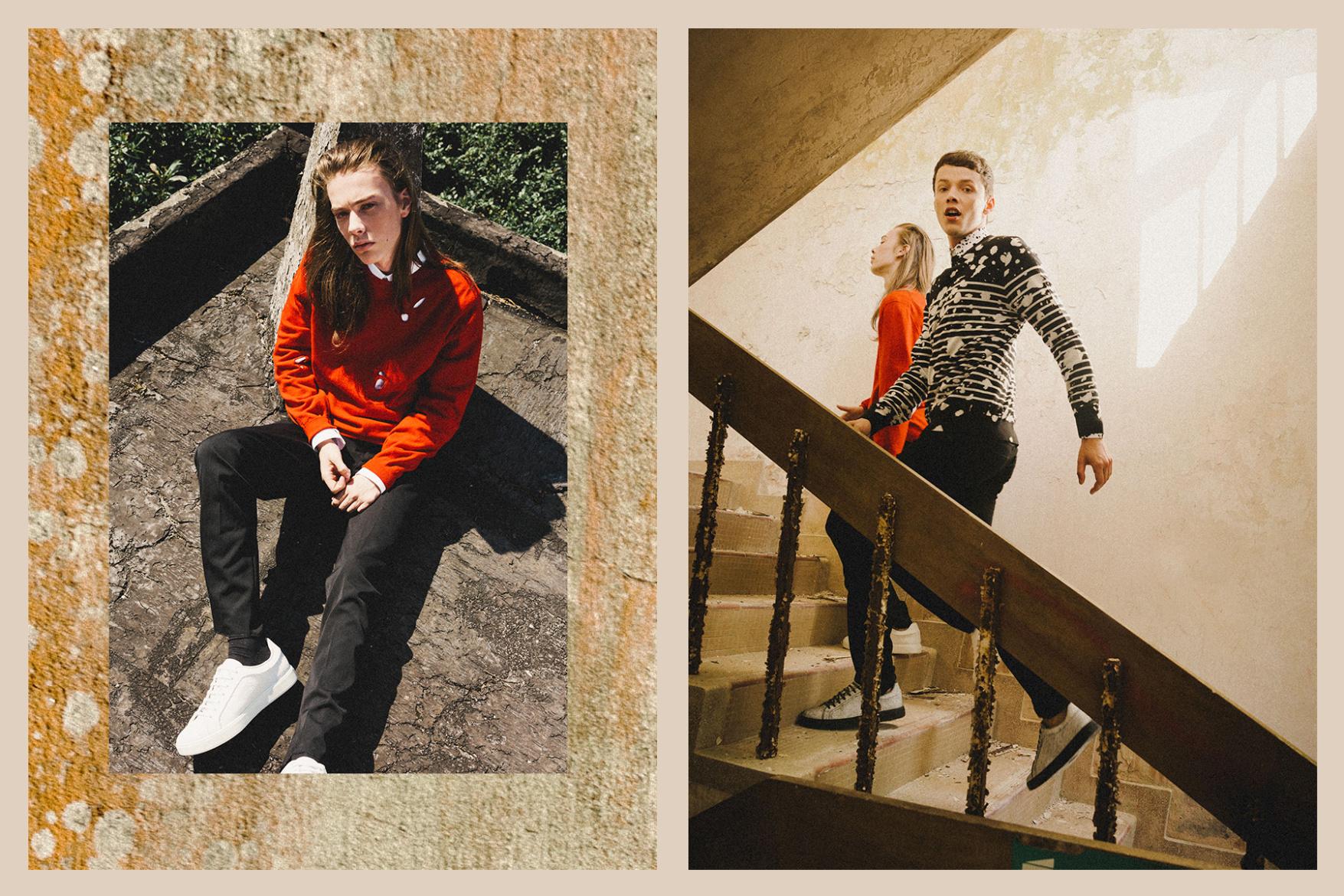 Découvrez la nouvelle collection de sneakers Dior Homme caf3050343c8