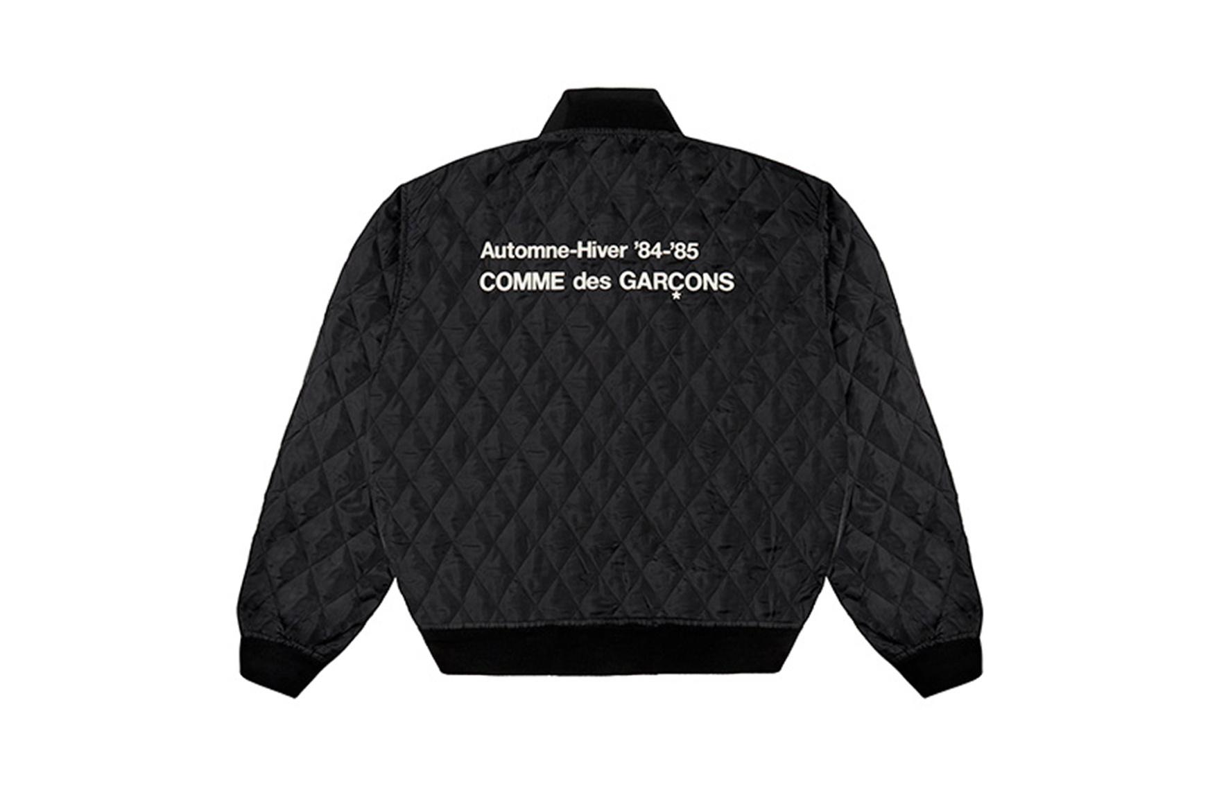 La «Staff Jacket» remise au goût du jour par Comme des Garçons et Good Design Shop