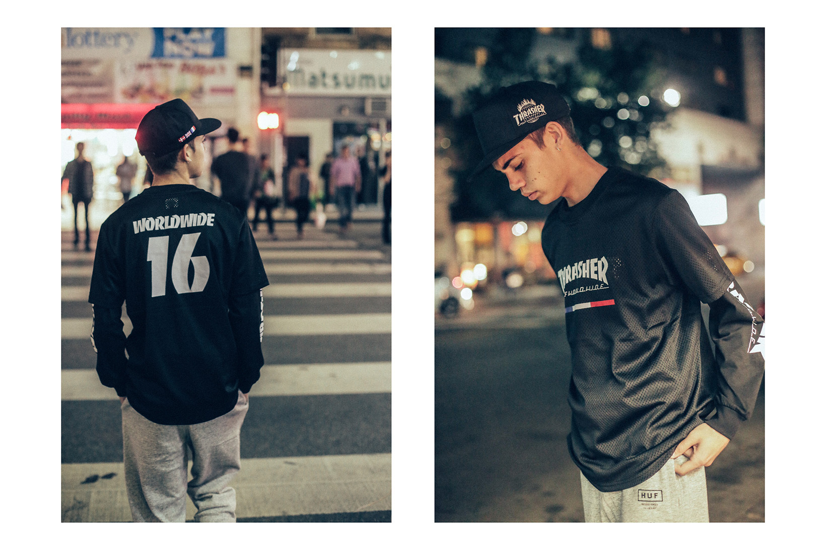 Huf x Thrasher - TRENDS periodical