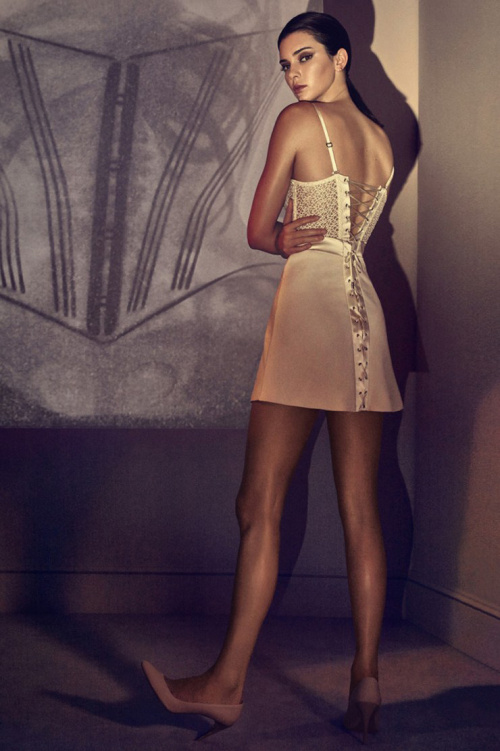 Kendall Jenner pour La Perla - TRENDS periodical