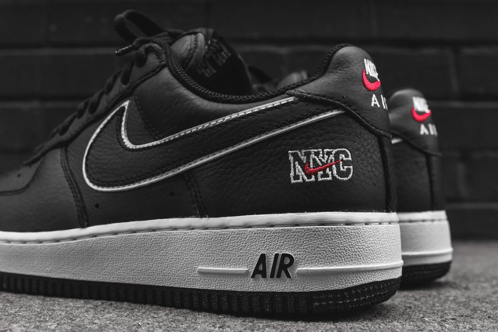 Les Kith x Nike Air Force 1 Low «NYC» sortiront demain