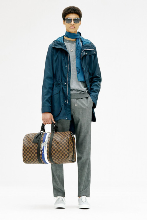 Louis Vuitton Spring Pre-Collection Spring 2017 - TRENDS periodical