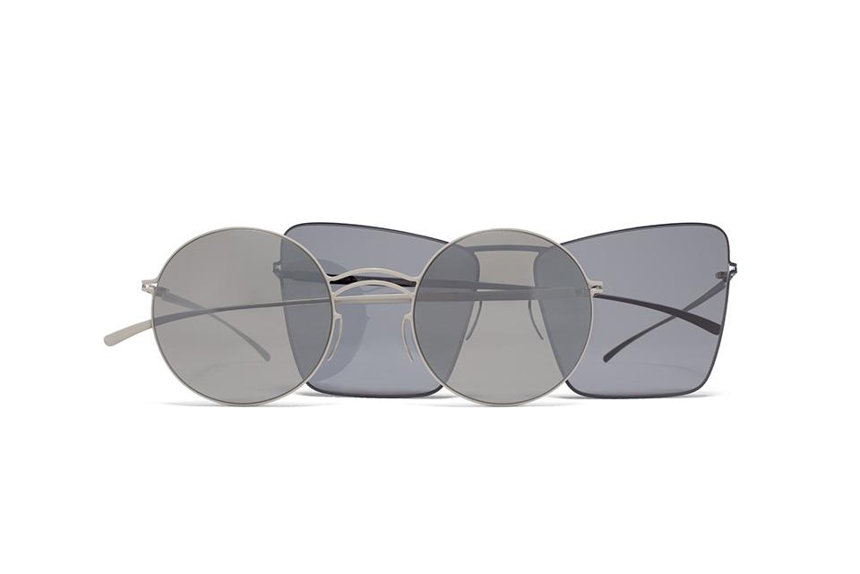 Mykita et Maison Margiela présentent deux nouvelles lunettes inspirées des 70's