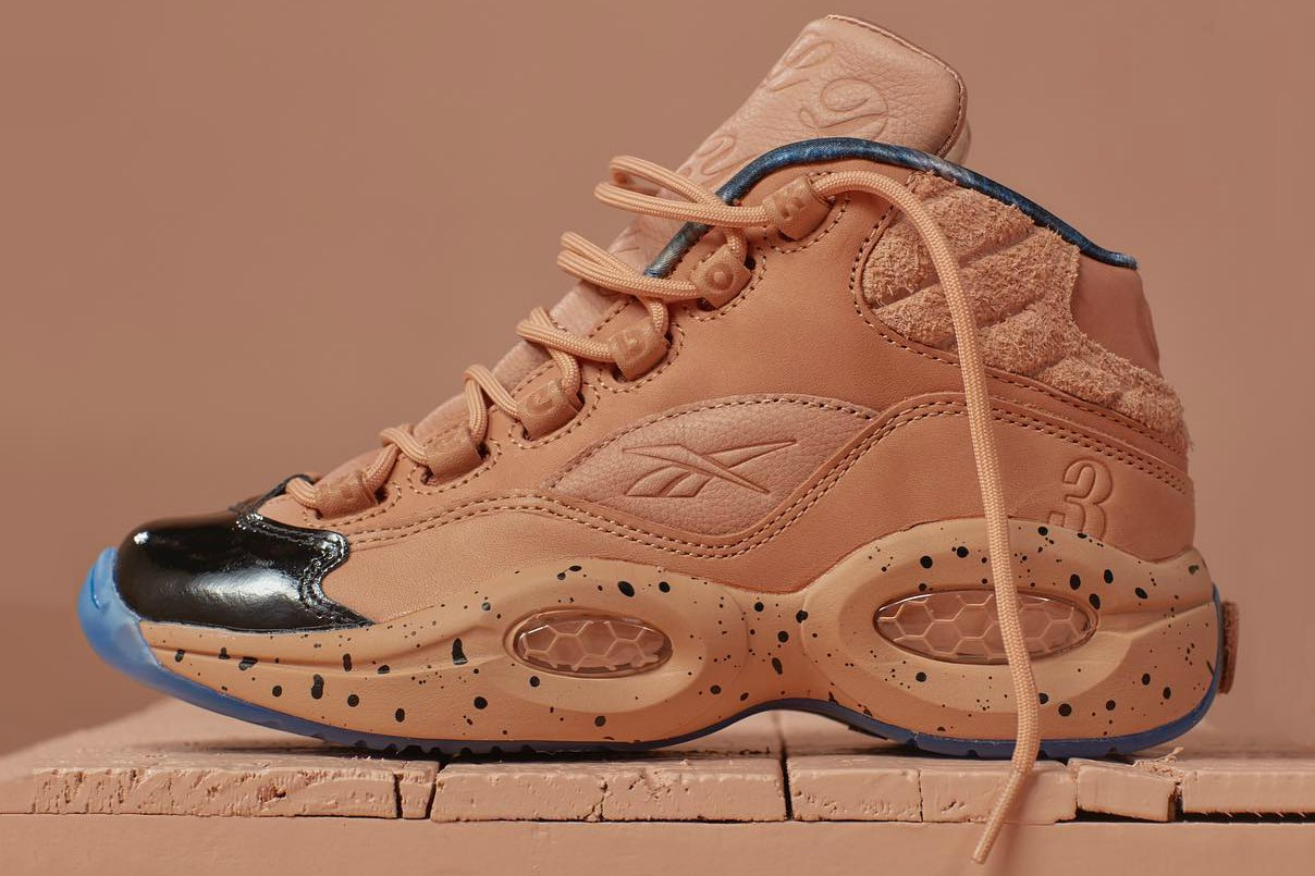 Melody Eshani x Reebok Question - TRENDS periodical