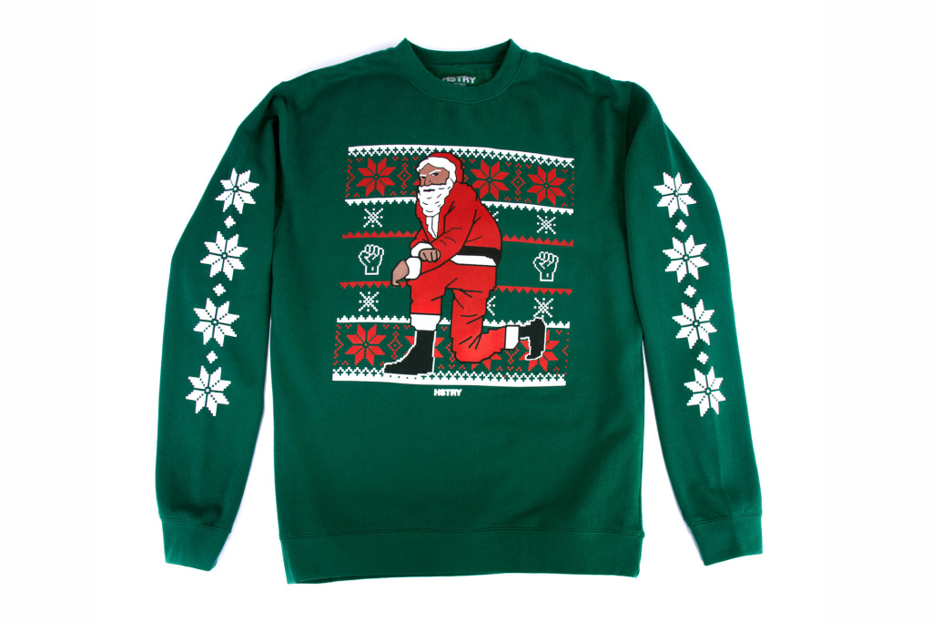 Nas christmas sweater - TRENDS periodical