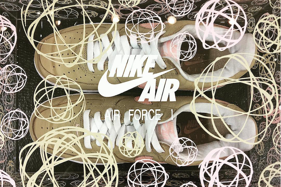 Nike Air Force 1 Linen - TRENDS periodical