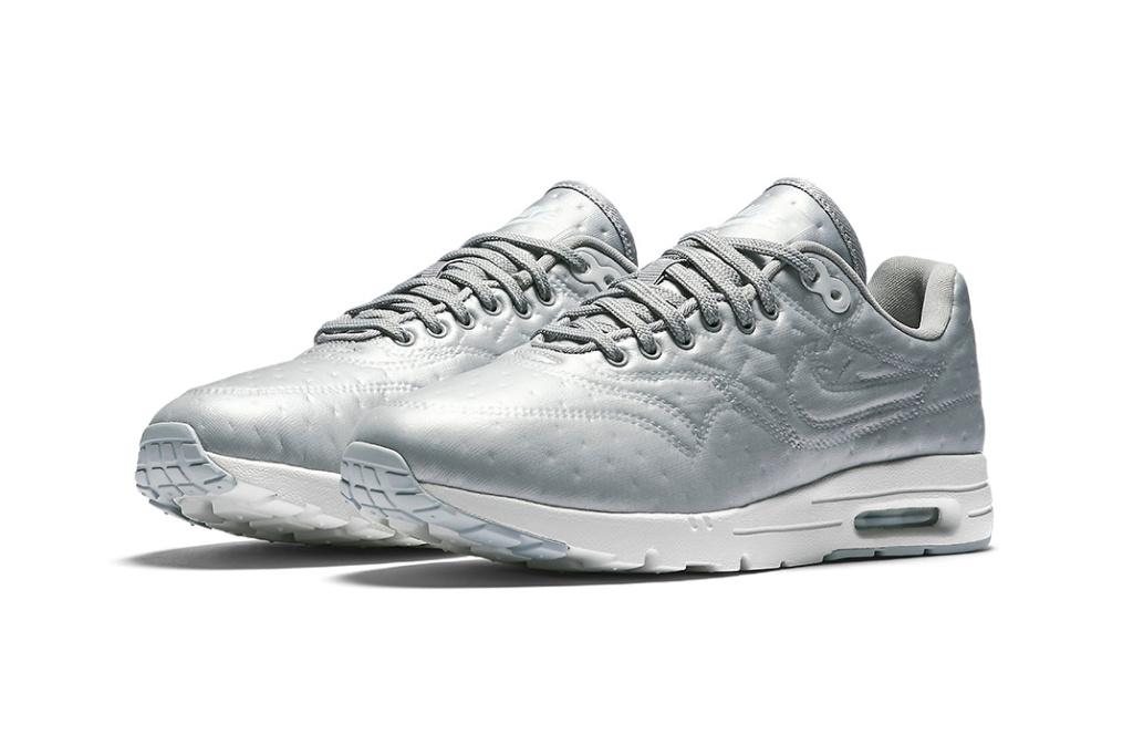 Nike Air Max 1 Metallic Silver - TRENDS periodical