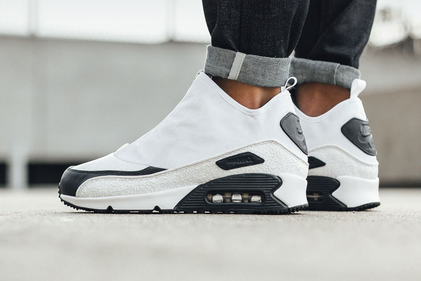 hot sale online 57456 195ca ... Nike Air Max 90 Utility White - TRENDS periodical