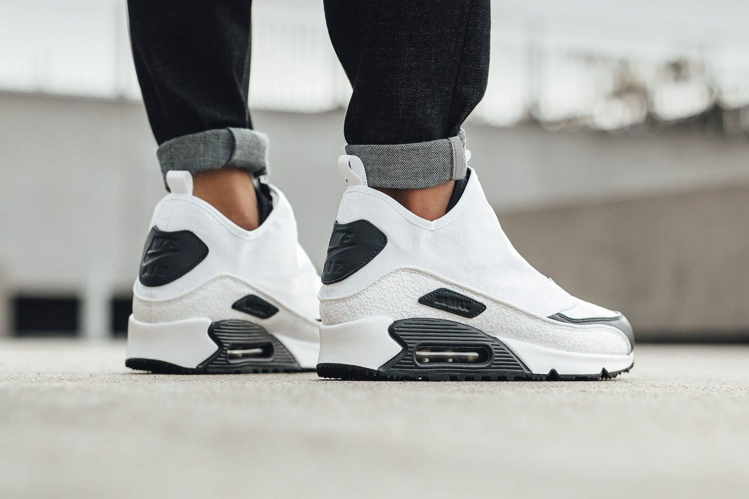 La version blanche de la Nike Air Max 90 Utility désormais disponible
