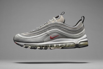 "Nike Air Max 97 ""La Silver"" - TRENDS periodical"