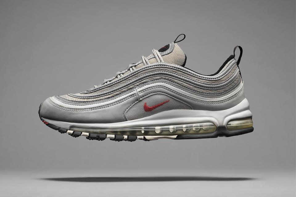 La Nike Air Max 97 «La Silver» devrait être rééditée le mois prochain