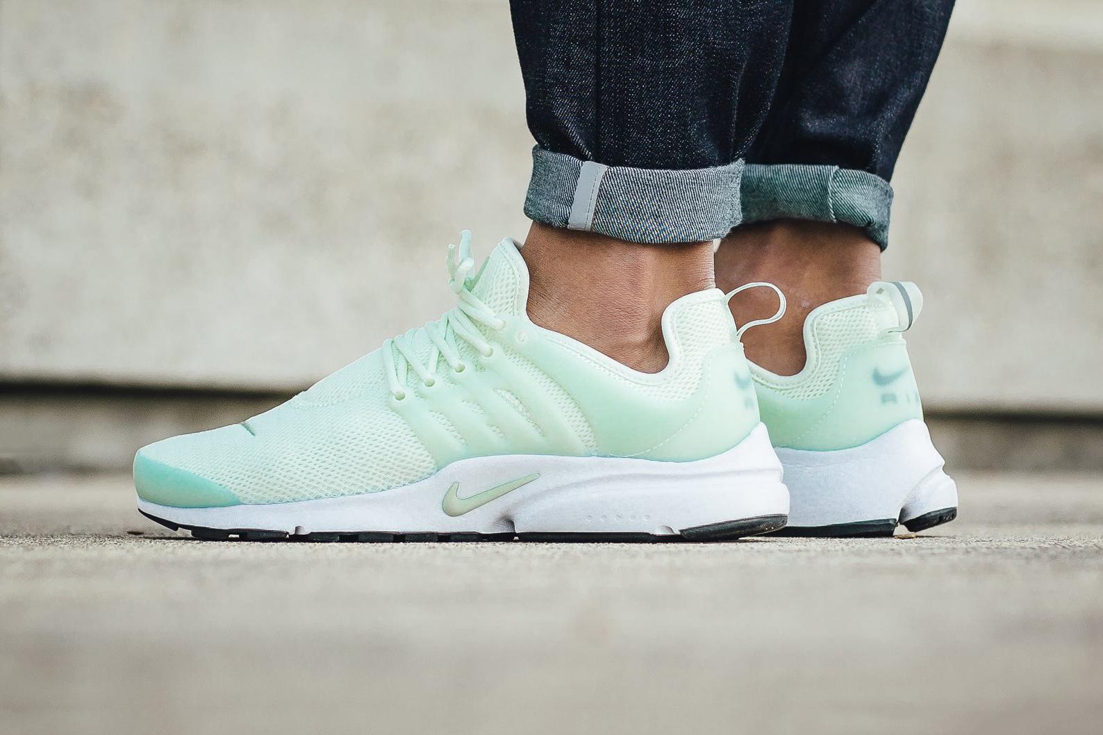 Découvrez la jolie Nike Air Presto «Barely Green»