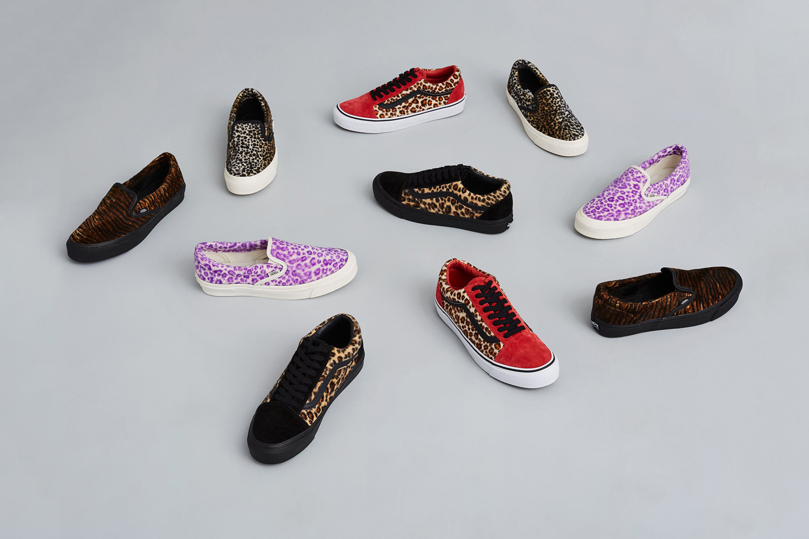 Opening Ceremony x Vans - TRENDS periodical