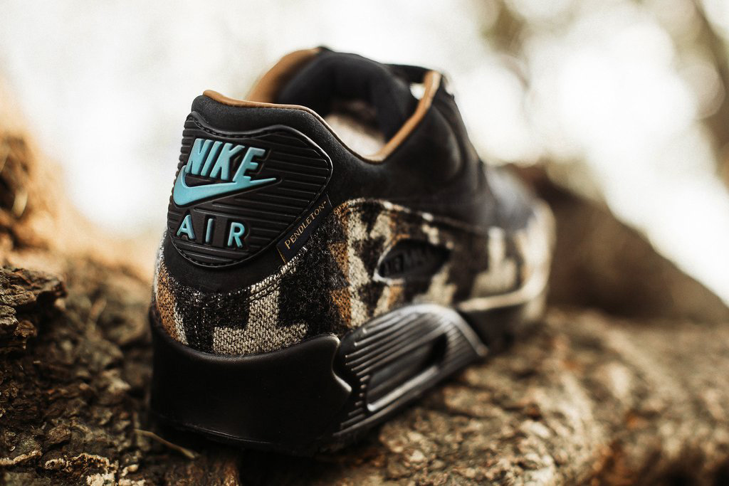 Pendleton x Nike Air Max 90 - TRENDS periodical