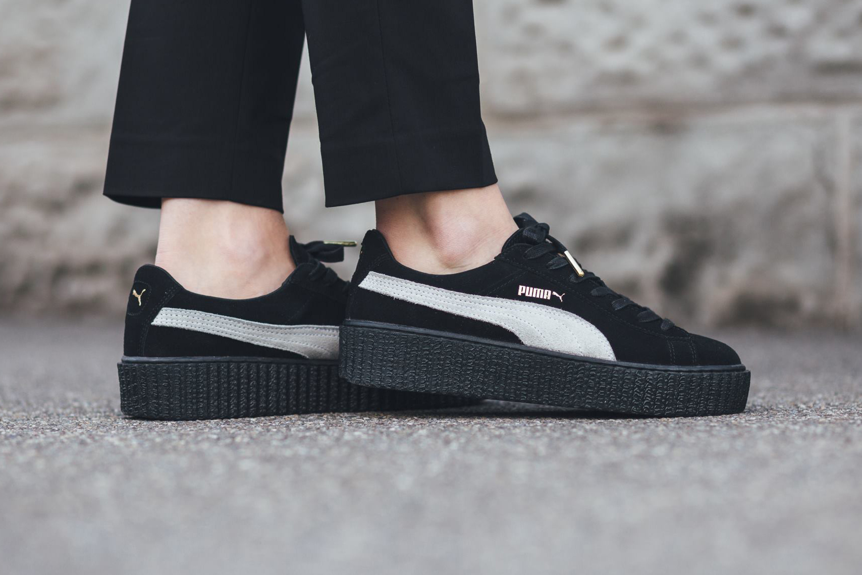Puma Creepers Grey