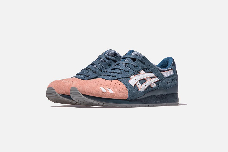 Les Asics x Ronnie Fieg Gel-Lyte III Made In Japan sont beaucoup trop belles !