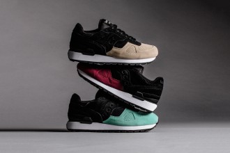 Saucony Shadow Original Suede Pack - TRENDS periodical