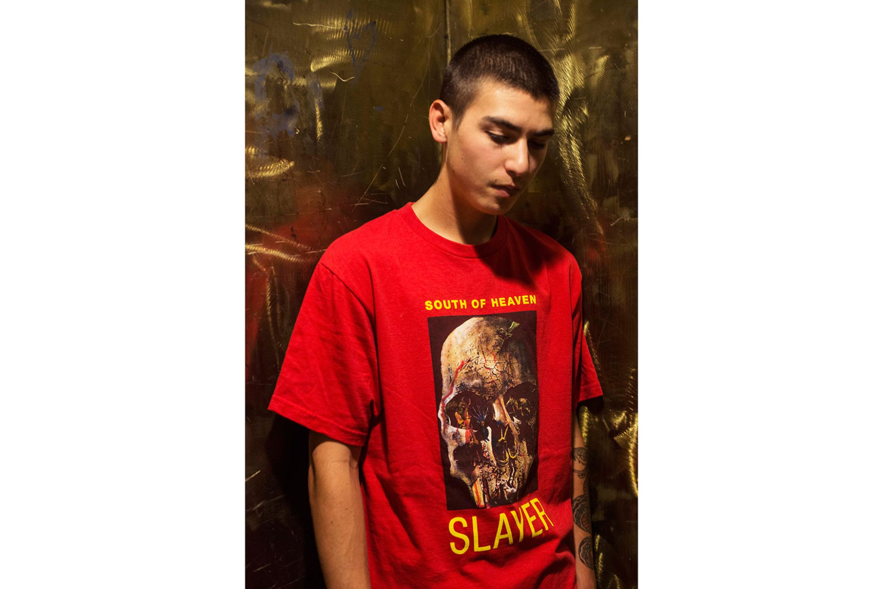 Slayer x Supreme - TRENDS periodical