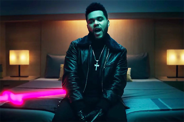 The Weeknd a battu le record de streams en une journée sur Spotify !