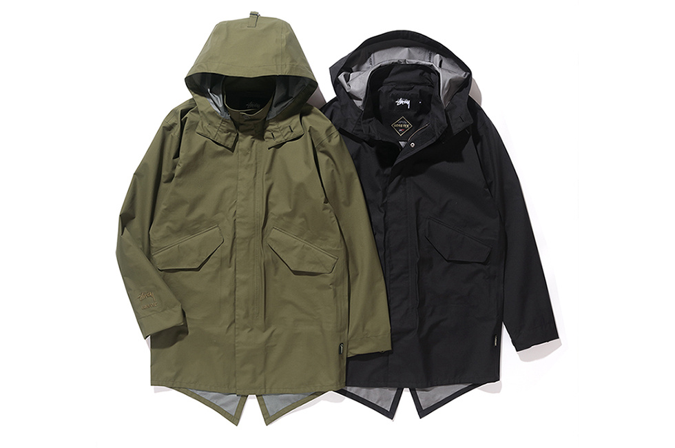 Stussy x GORE-TEX - TRENDS periodical