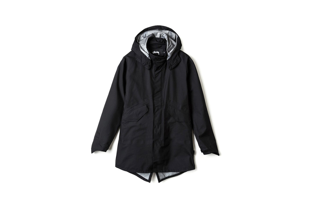 Stüssy x GORE-TEX Winter 2016 - TRENDS periodical