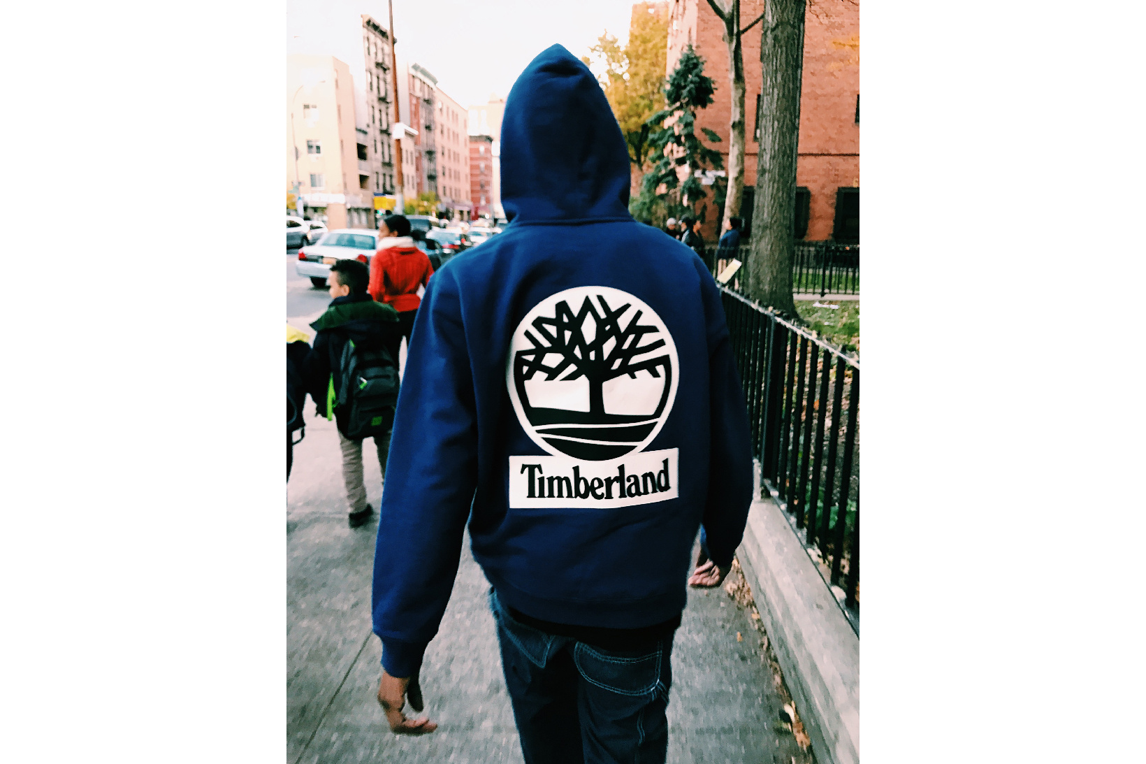 Supreme x Timberland , TRENDS periodical