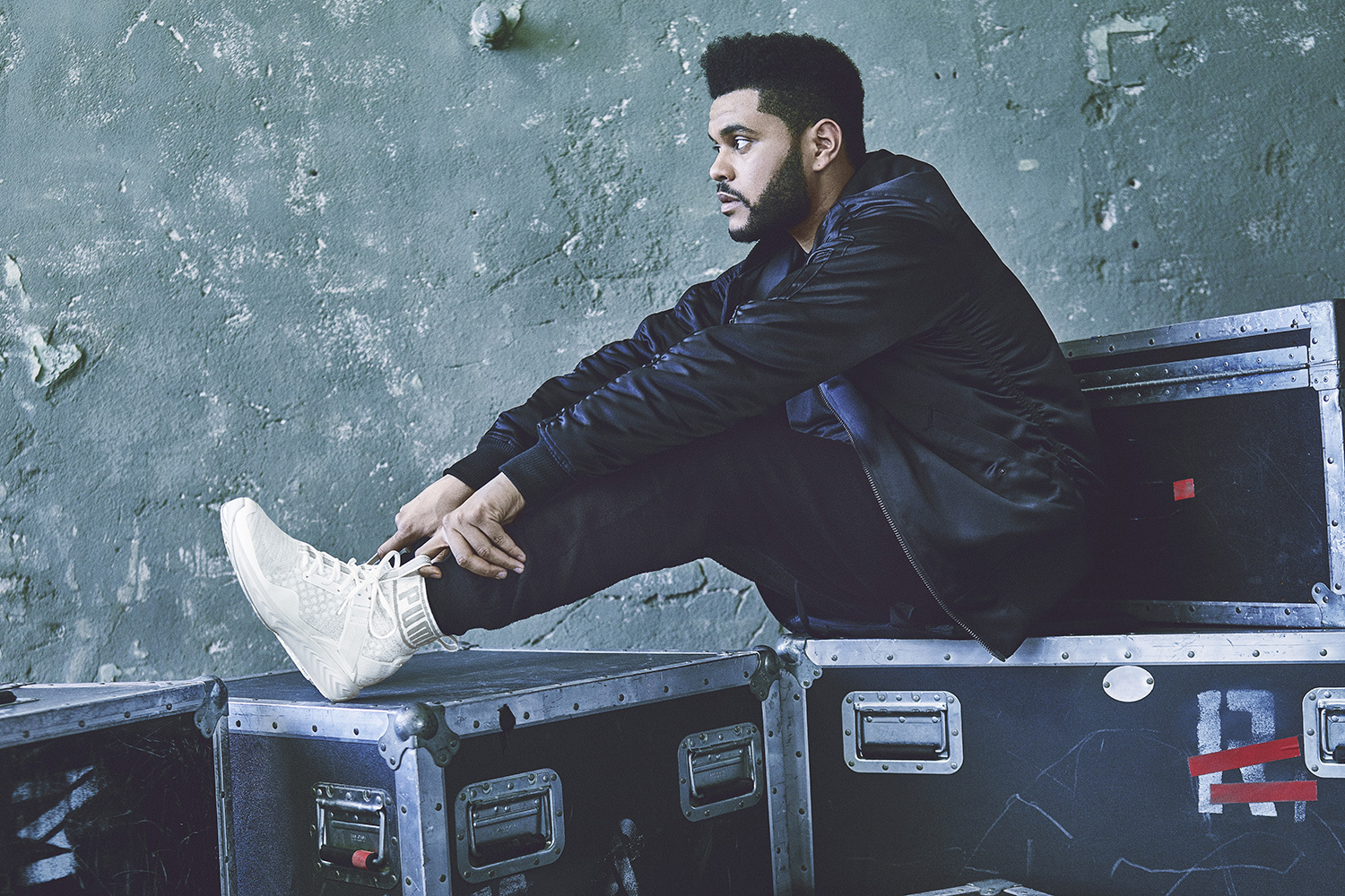 The Weeknd Puma Ignite Evoknit - TRENDS periodical