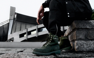 Timberland x Kinetics - TRENDS periodical